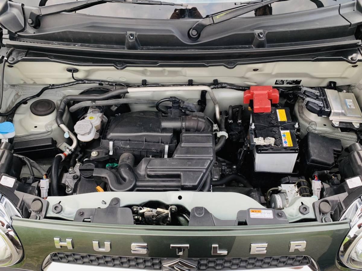 ハスラー Jスタイル/走行47830KM /車検 2年06月/スマートキー/年式:平成27年(2015年)09月_画像8