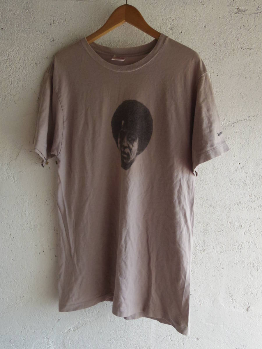 レア!90's USA製 SUPREME JAMES BROWN Tシャツ シュプリーム ジェームスブラウン アフロ