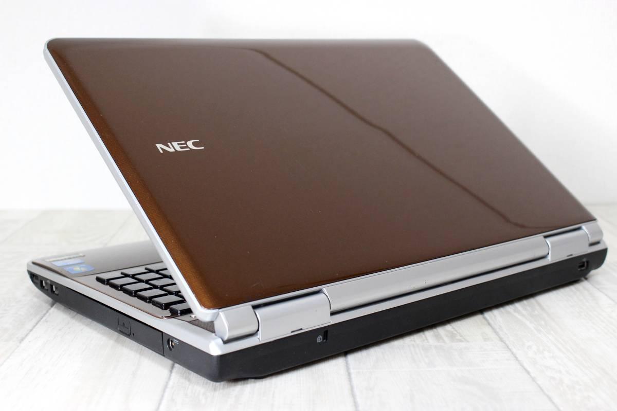 【新品SSD960GB メモリ8GB☆Core i7】NEC LL750/F◆win10☆Office☆Blu-ray☆USB3.0☆YAMAHAスピーカー☆送料無料☆1円スタート♪_画像2