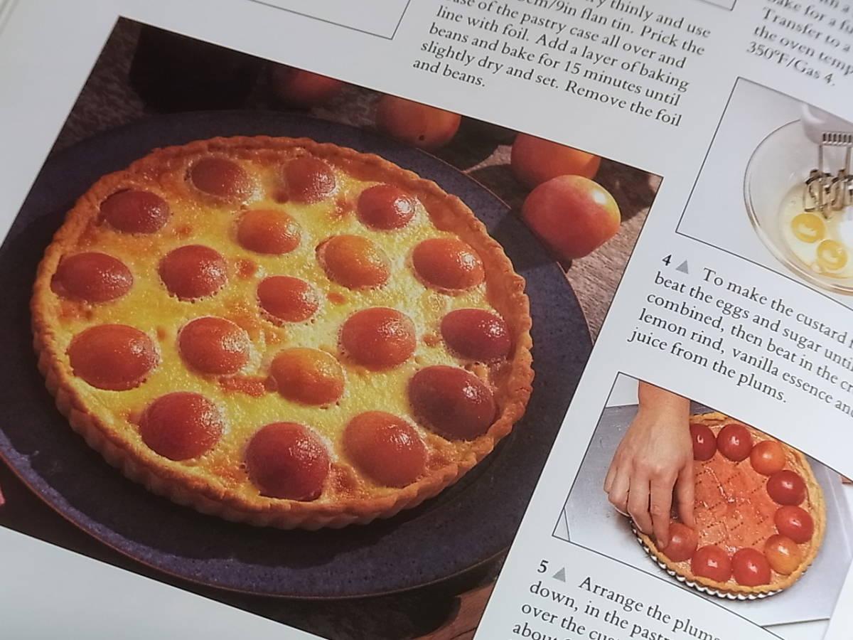 フレンチ 見やすい 豪華大型料理本 FRENCH The Secret of classic cooking made easy 美本 英語版 送料510円_画像7