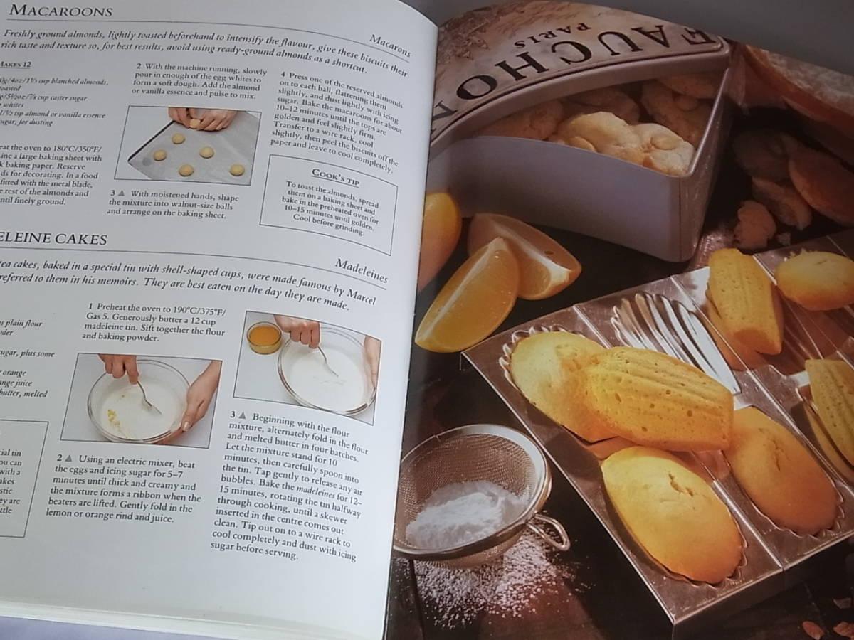フレンチ 見やすい 豪華大型料理本 FRENCH The Secret of classic cooking made easy 美本 英語版 送料510円_画像8