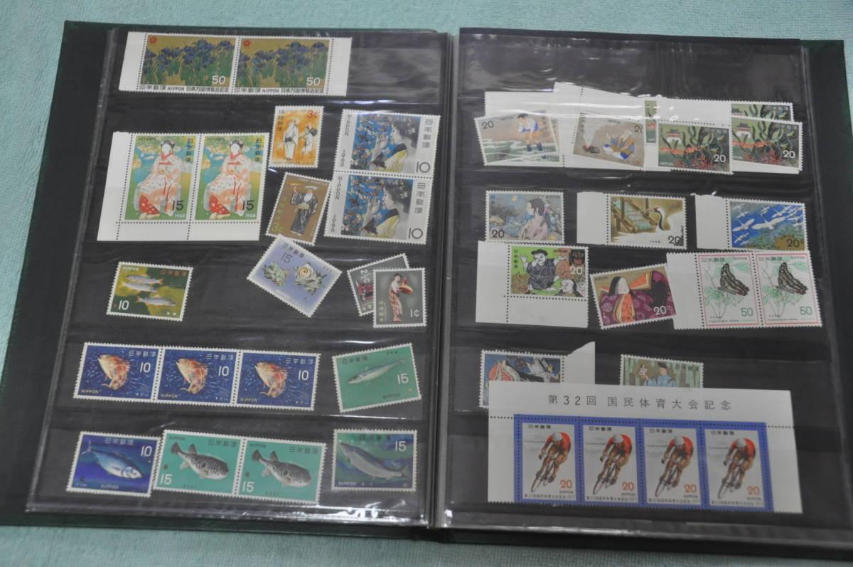 ☆切手 未使用 使用品 外国切手も一部あるかも バラ 大量 記念切手 昭和 ①☆_画像5