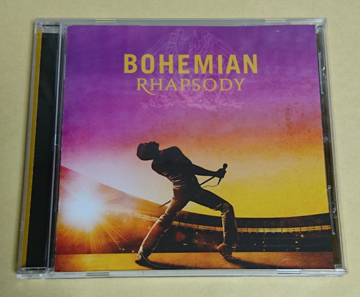 クイーン ボヘミアン・ラプソディ(オリジナル・サウンドトラック) 日本盤 UICY-15762 非レンタル品 クリーニング・ケース交換・動作OK #b1