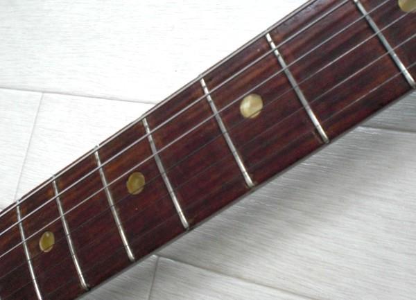 ヴィンテージとモダンのハイブリッド! 使える1960年代のジャパビンビザール系の1本 フルメンテ・クリーニング済 サンプル音有り_画像4