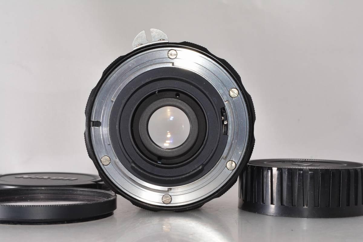 ニコン Nikon NIKKOR-S Auto 35mm F2.8 ★希少上級光学★ #h1063_画像5
