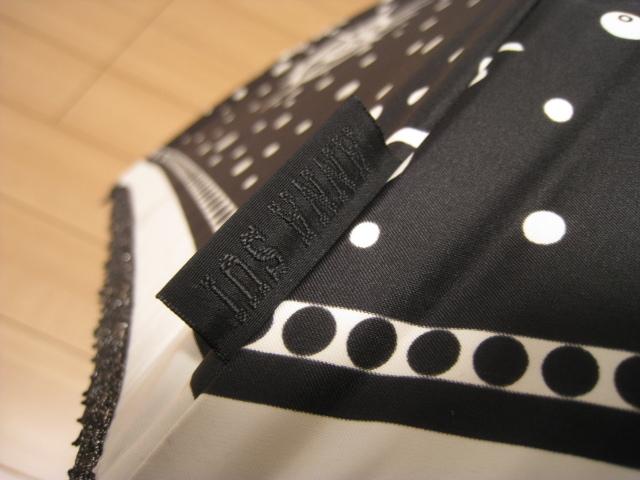 ■アナスイ 晴雨兼用日傘■USED サマーシールド 遮光 遮熱 UVカット ブランド傘 美品 プチパラ _画像2
