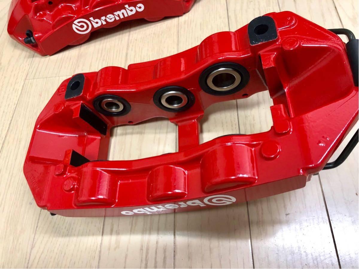 新品 brembo 6POT GTキットビッグキャリパー インプレッサ BRZ 86 zn6 zc6 BMW F80 F82 F87 M2 M3 M4_画像3