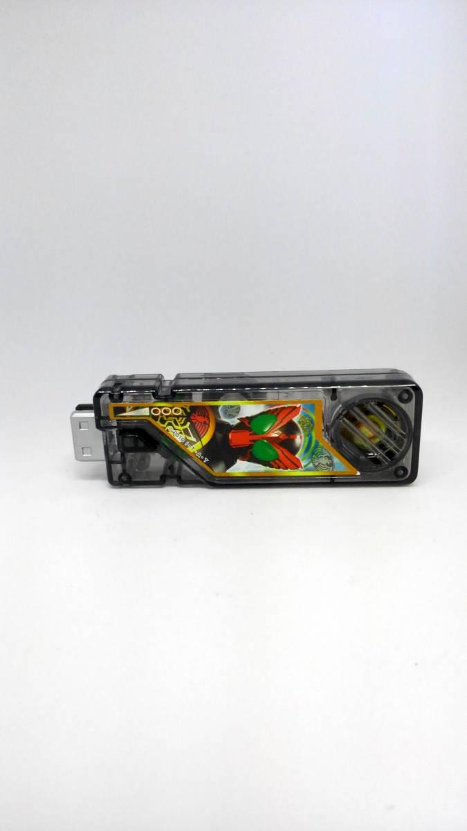 - オーズメモリ / サウンドカプセルガイアメモリ 仮面ライダーW 変身アイテム DX ダブルドライバー対応 仮面ライダーオーズ タトバコンボ_画像2