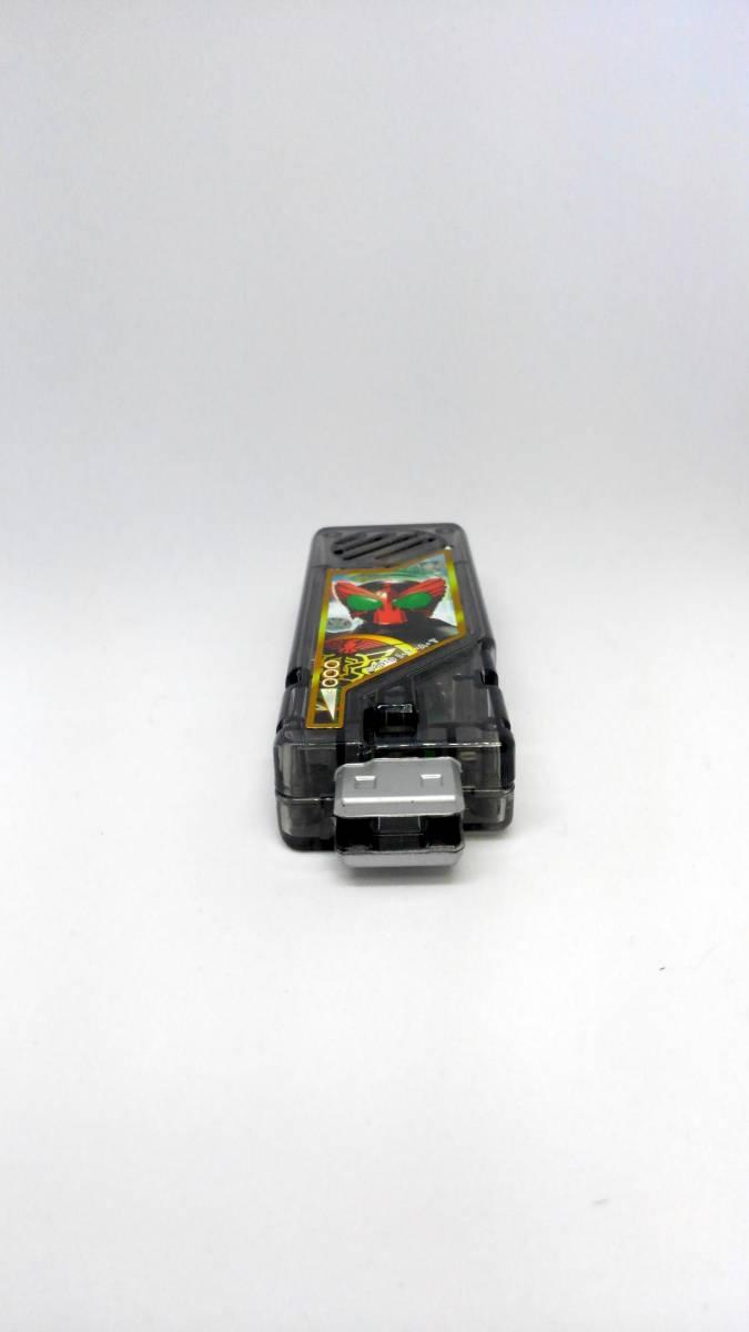 - オーズメモリ / サウンドカプセルガイアメモリ 仮面ライダーW 変身アイテム DX ダブルドライバー対応 仮面ライダーオーズ タトバコンボ_画像4