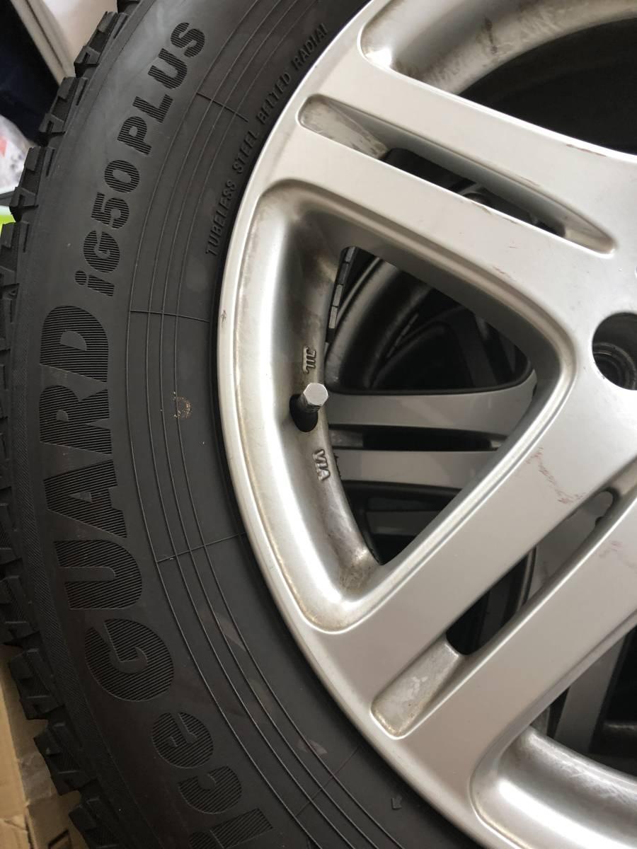 エスティマ グレードG ホワイト 車検ほぼ2年付き 両側パワースライドドア_画像9