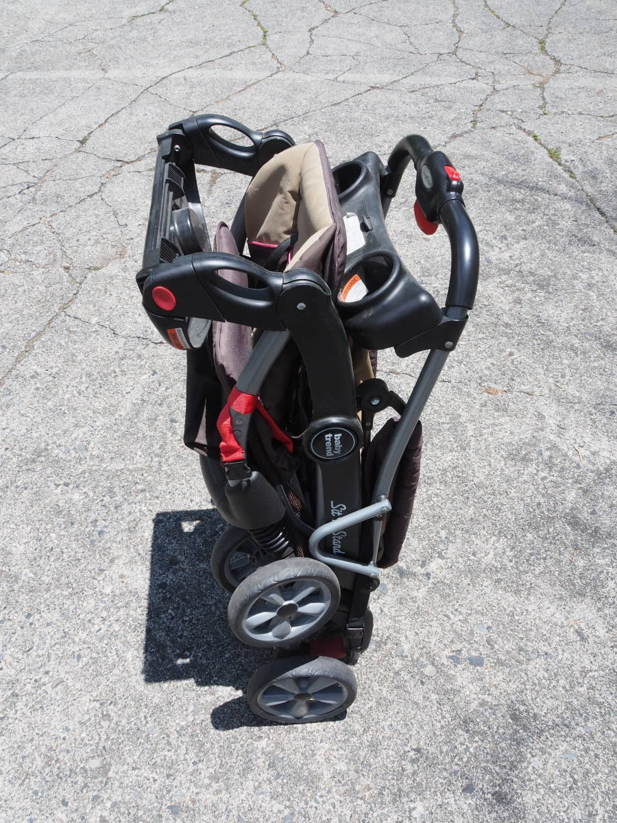 Baby Trend 2人乗りベビーカー