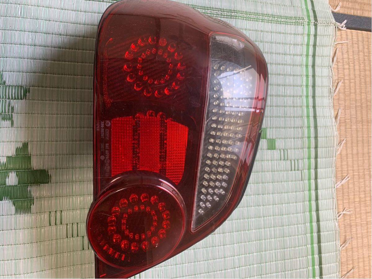 インプレッサ GDB フル加工 LEDテールランプ_画像2