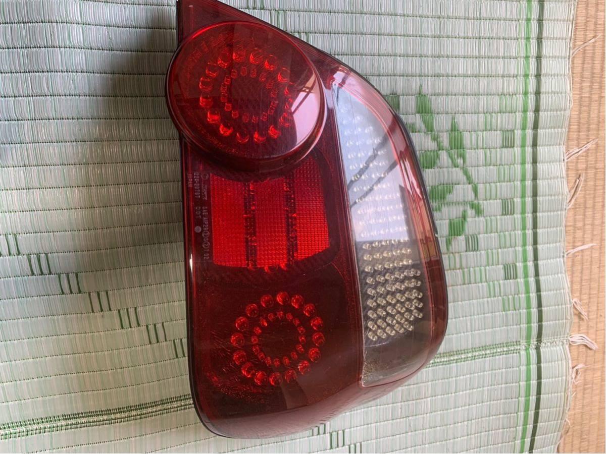 インプレッサ GDB フル加工 LEDテールランプ_画像3