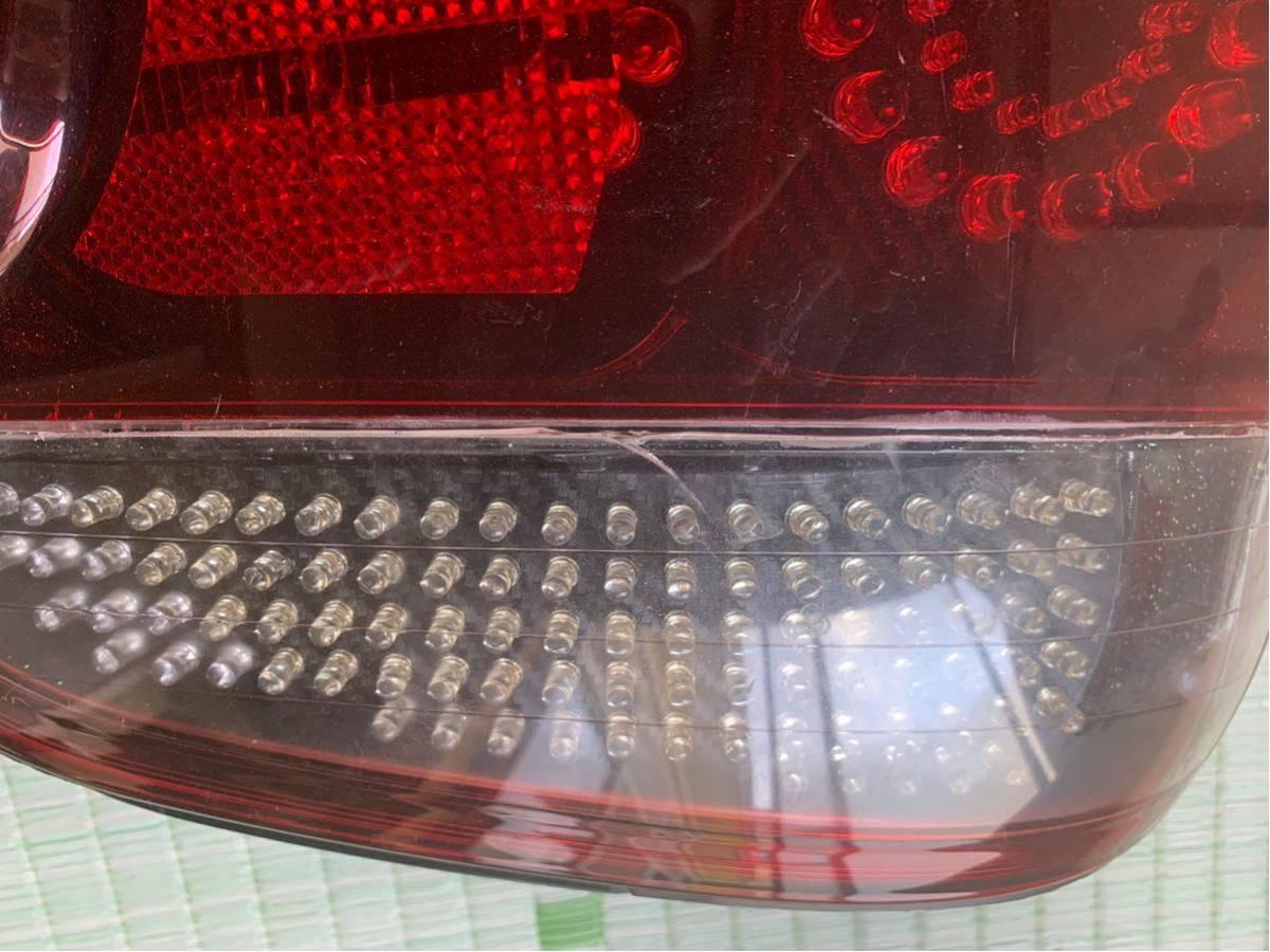 インプレッサ GDB フル加工 LEDテールランプ_画像4