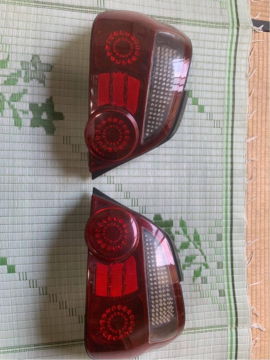 インプレッサ GDB フル加工 LEDテールランプ_画像1