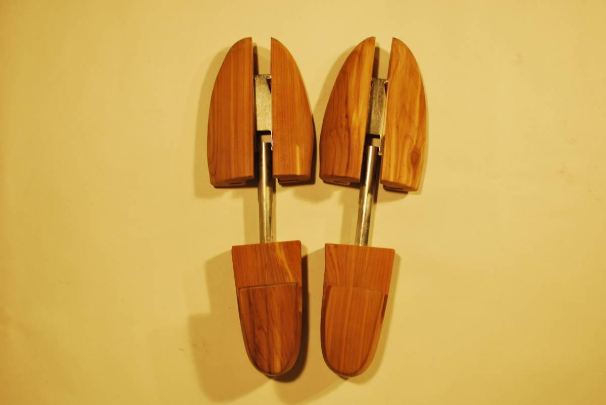 【美品】無印良品 レッドシダーシューキーパー メンズ(25~28cm)