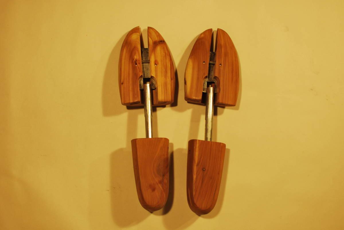 【美品】無印良品 レッドシダーシューキーパー メンズ(25~28cm)_画像2