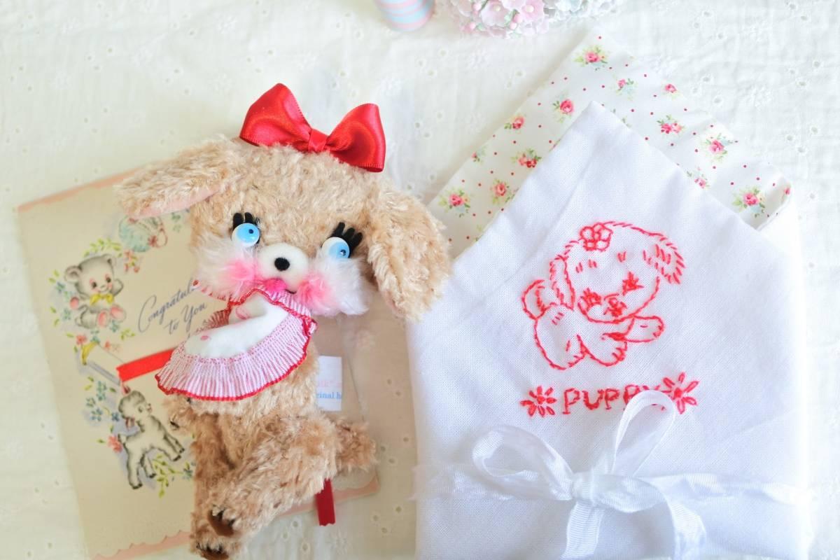 milk* mascot おくるみpuppyちゃん ぬいぐるみ カスタムブライス ラバードール   _画像7