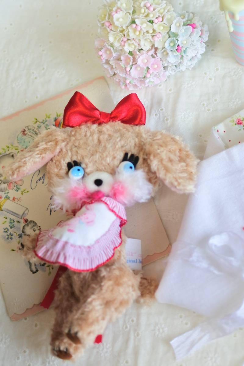 milk* mascot おくるみpuppyちゃん ぬいぐるみ カスタムブライス ラバードール   _画像8