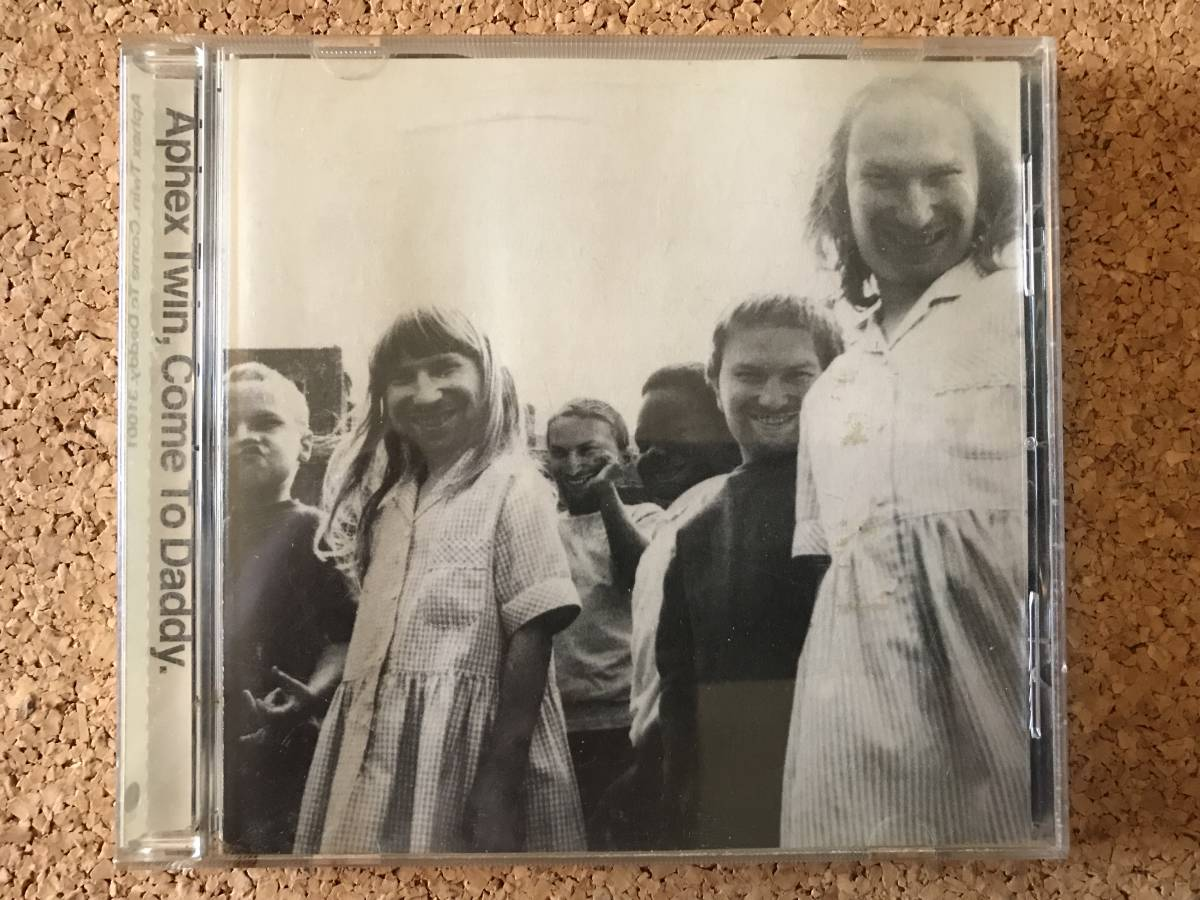 Aphex Twin - Come To Daddy ☆ 傑作CD_画像1