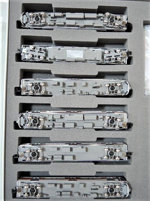 ⑤ TOMIX JR 313 8000系近郊電車(セントラルライナー) 6両セット <鉄道模型・中古>_画像5