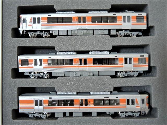 ⑤ TOMIX JR 313 8000系近郊電車(セントラルライナー) 6両セット <鉄道模型・中古>_画像2