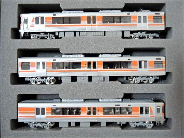 ⑤ TOMIX JR 313 8000系近郊電車(セントラルライナー) 6両セット <鉄道模型・中古>_画像3