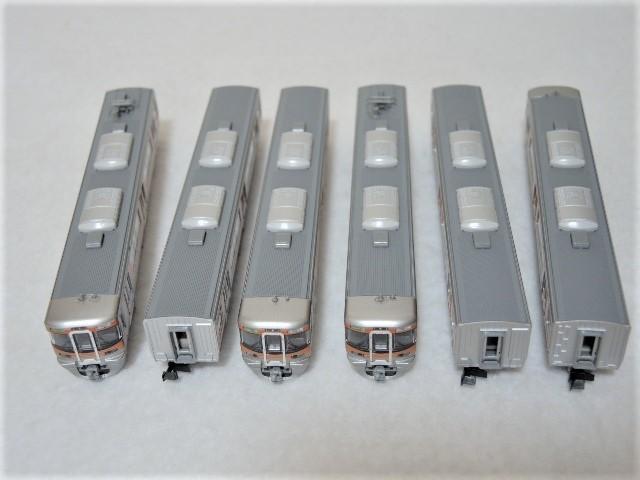 ⑤ TOMIX JR 313 8000系近郊電車(セントラルライナー) 6両セット <鉄道模型・中古>_画像7