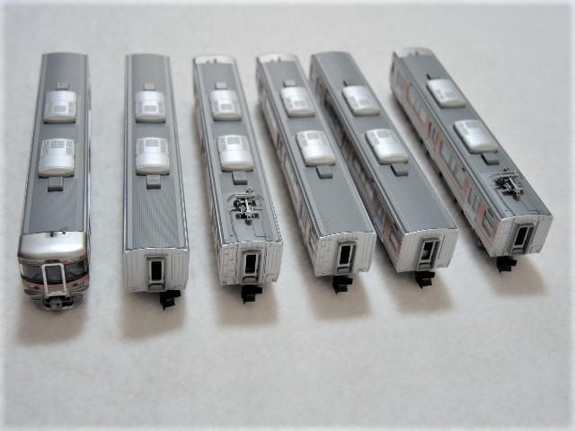 ⑤ TOMIX JR 313 8000系近郊電車(セントラルライナー) 6両セット <鉄道模型・中古>_画像8