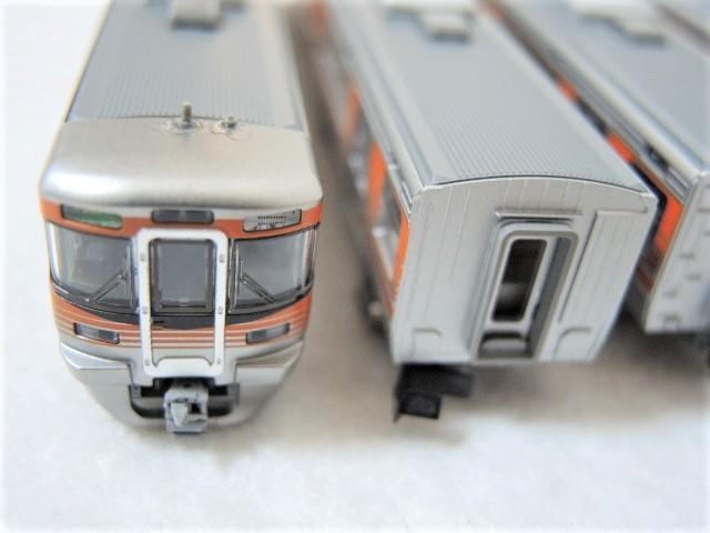 ⑤ TOMIX JR 313 8000系近郊電車(セントラルライナー) 6両セット <鉄道模型・中古>_画像9