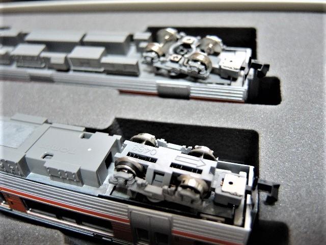 ⑤ TOMIX JR 313 8000系近郊電車(セントラルライナー) 6両セット <鉄道模型・中古>_画像6