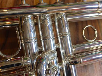 V.Bach(バック)/180ML37SP トランペット 【管楽器セール21%OFF!!】_画像2