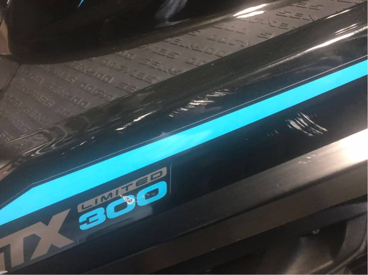 SEA-DOO GTX300 29年式 17hr トレーラーセットシードュー_画像7
