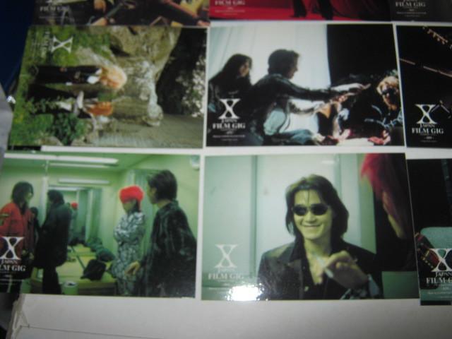 X JAPAN エックス / ~X-JAPANの軌跡~ トレーディングカード16枚まとめてYOSHIKI TOSHI HIDE TAIJI PATA _画像4