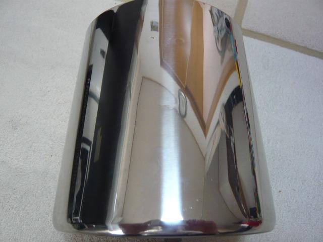 バフ研磨剤金属鏡面加工旧車サニーZGT-RセリカSR311 S30 S31 Z31 Z32 Z33 Z34 R30 R31 R32 R33 R34 R35 S13 S14 S15 電動工具付_ステンレス施工例