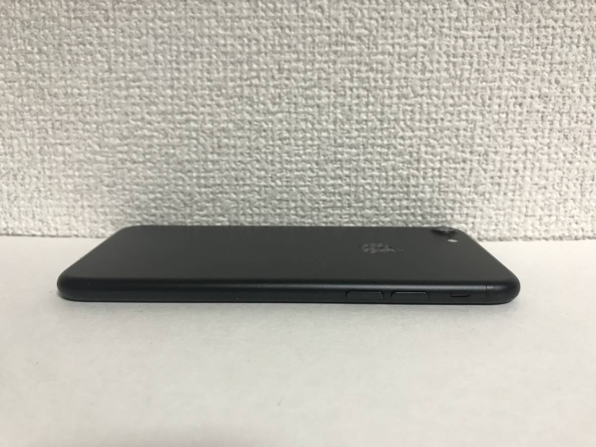 SIMフリー iPhone7 32GB ブラック 未使用付属品付 SIMロック解除 格安SIM 1円開始_画像5
