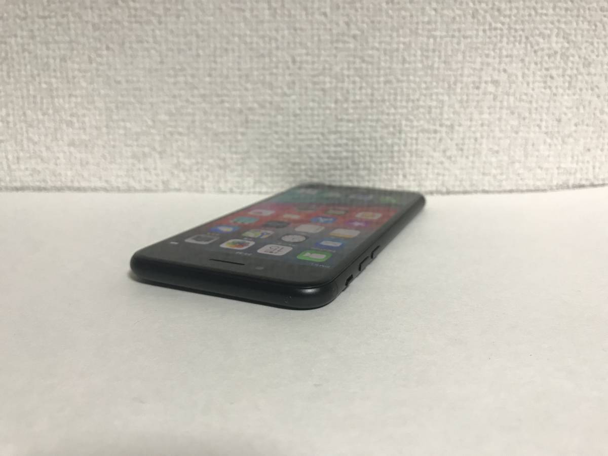 SIMフリー iPhone7 32GB ブラック 未使用付属品付 SIMロック解除 格安SIM 1円開始_画像6