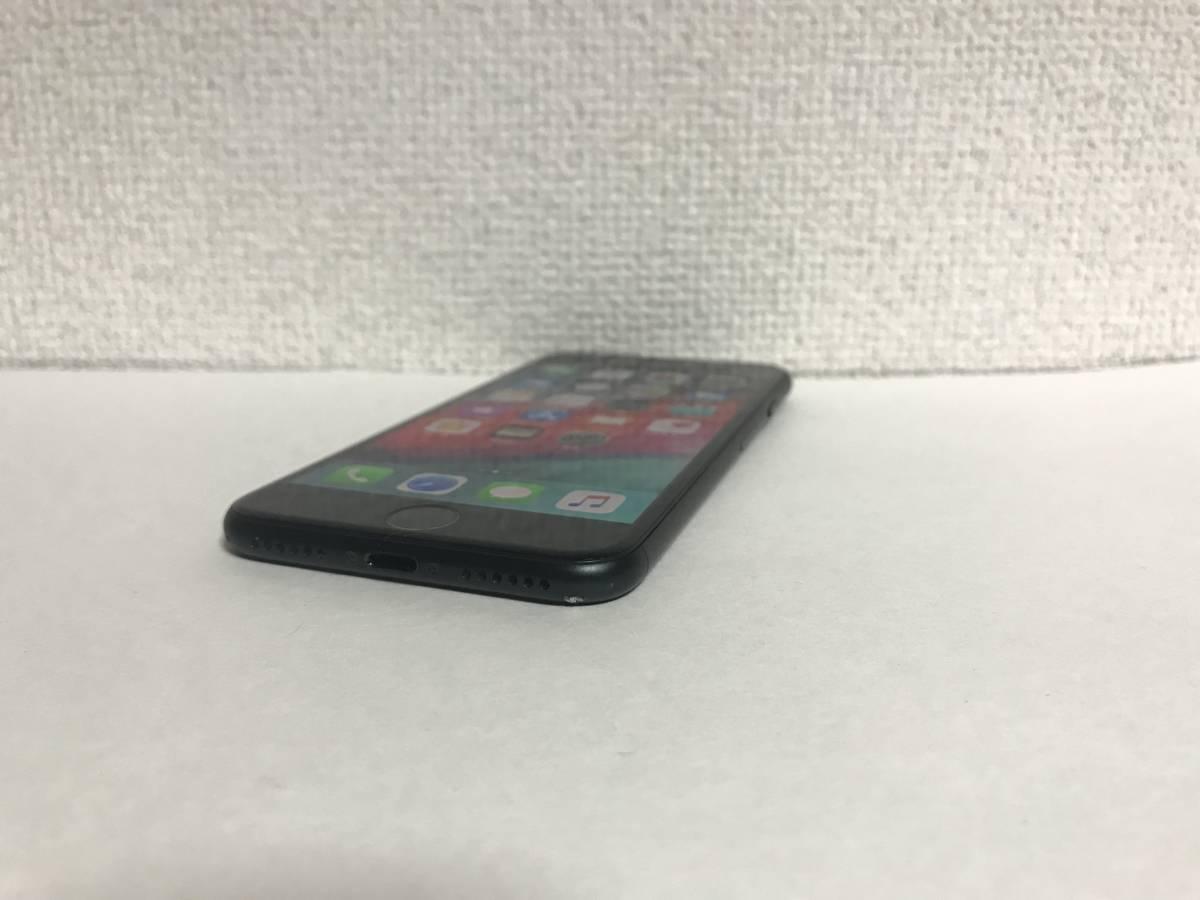 SIMフリー iPhone7 32GB ブラック 未使用付属品付 SIMロック解除 格安SIM 1円開始_画像8