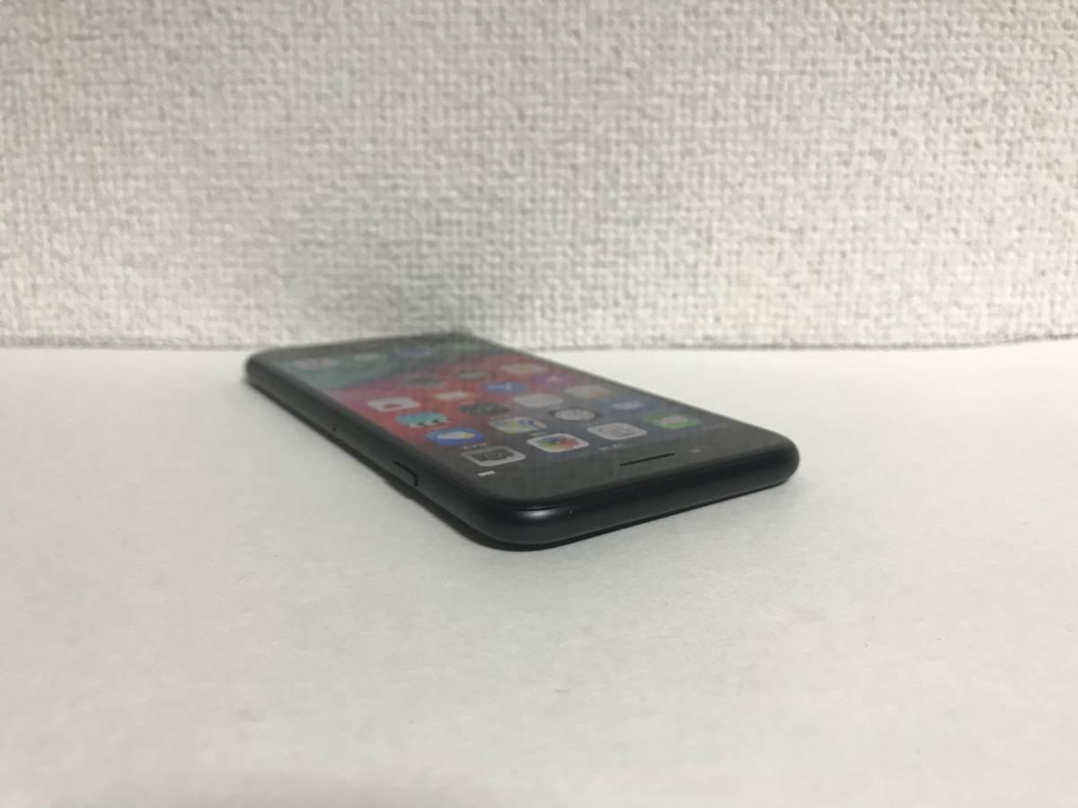 SIMフリー iPhone7 32GB ブラック 未使用付属品付 SIMロック解除 格安SIM 1円開始_画像7