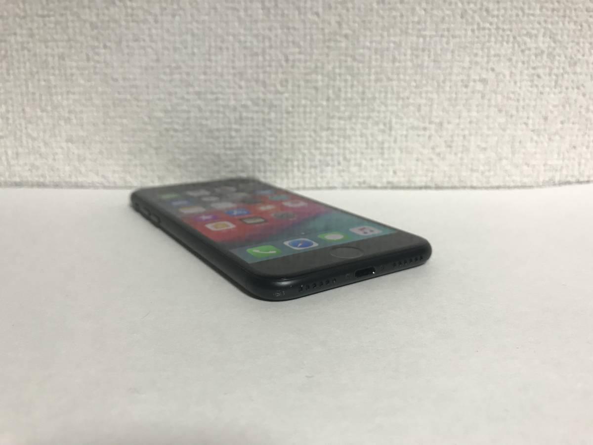 SIMフリー iPhone7 32GB ブラック 未使用付属品付 SIMロック解除 格安SIM 1円開始_画像9