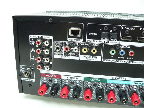 552A@ DENON 7.1ch AVサラウンドレシーバー AVR-X2000 / デノン デンオン_画像8