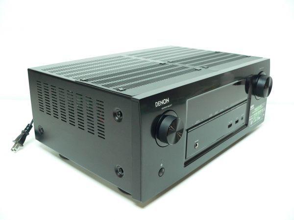 552A@ DENON 7.1ch AVサラウンドレシーバー AVR-X2000 / デノン デンオン_画像2