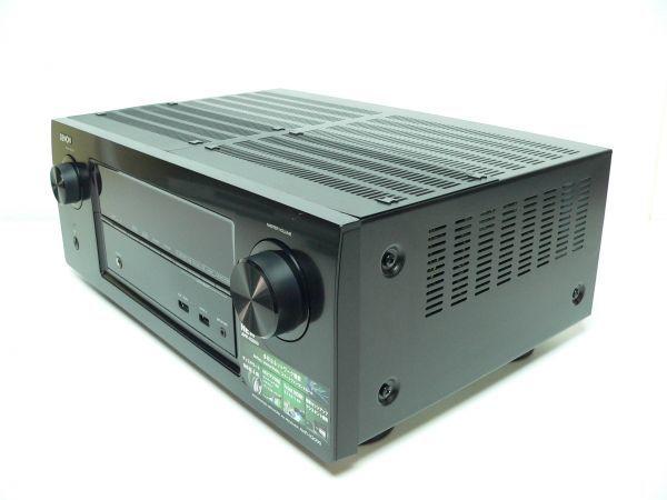 552A@ DENON 7.1ch AVサラウンドレシーバー AVR-X2000 / デノン デンオン_画像3