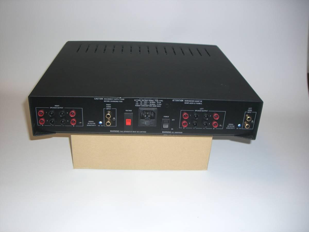 LINN パワーアンプ AV5105 _画像3