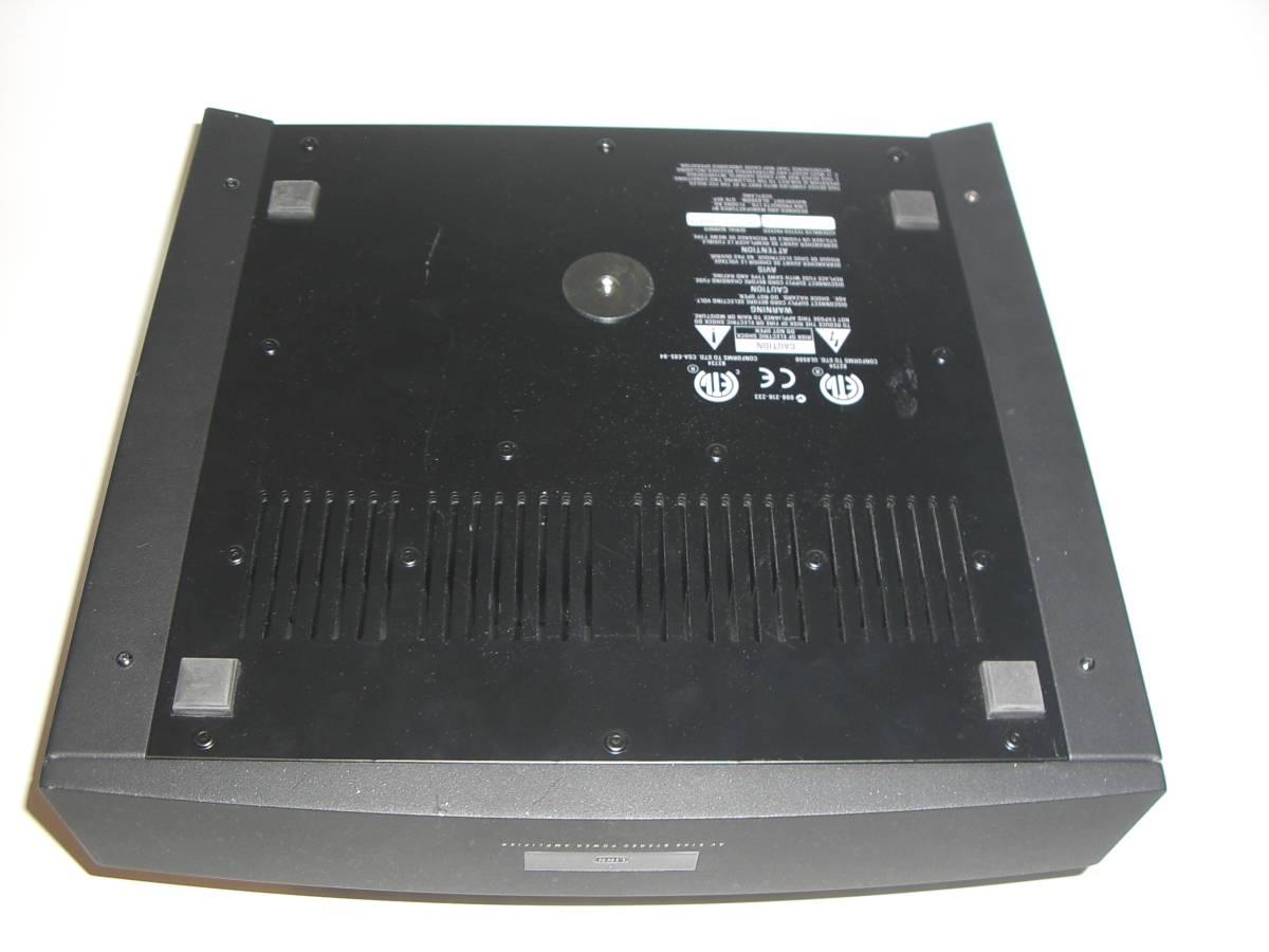 LINN パワーアンプ AV5105 _画像4