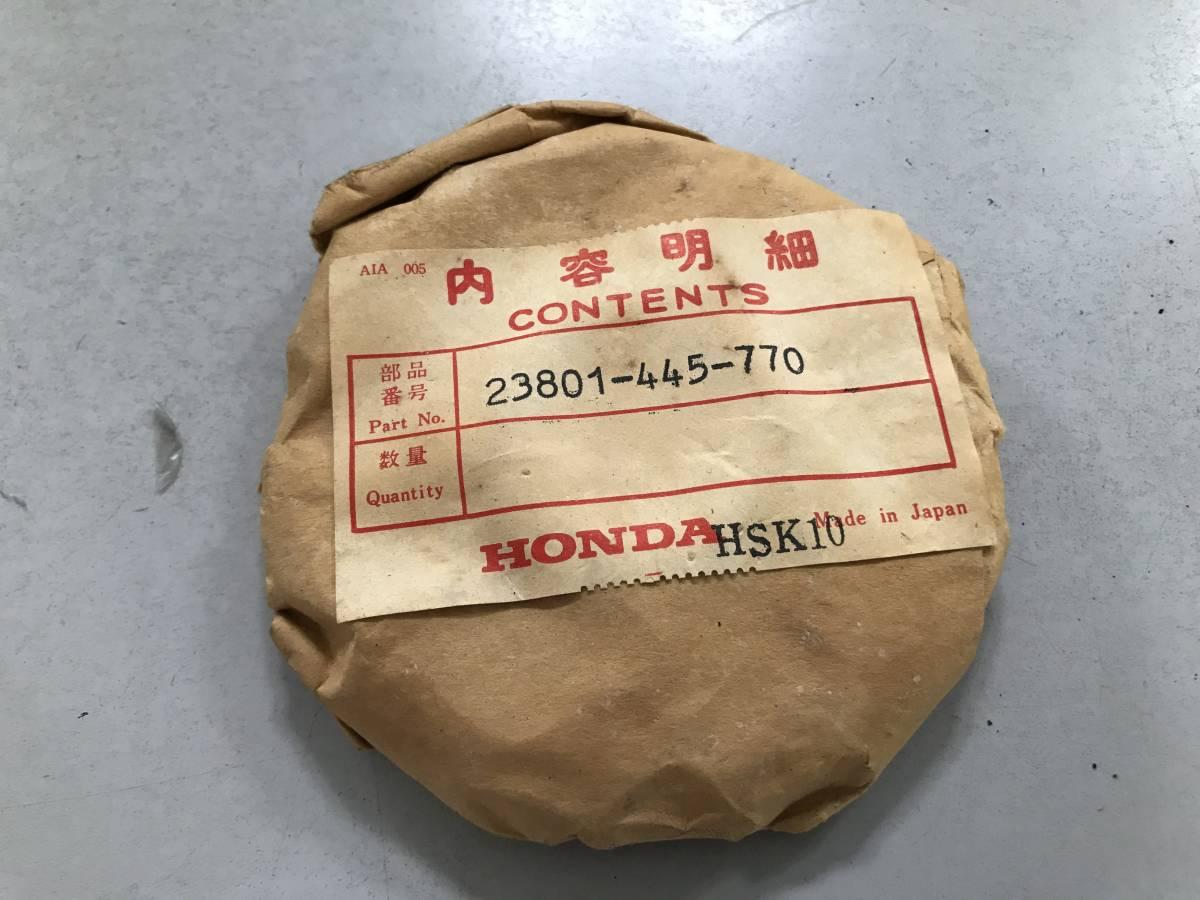ホンダ 純正部品 新品 未使用 フロントスプロケット 23801-445-770 CB750F CB750K