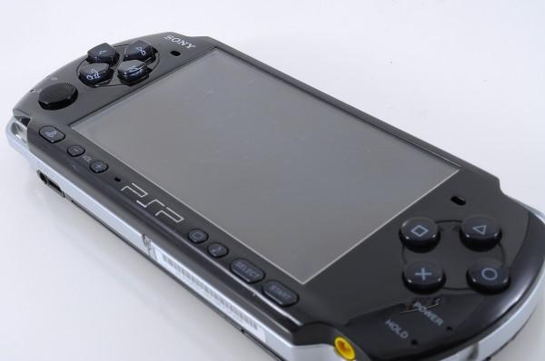 【新品同様】 PSP-3000 本体 ピアノ ブラック PSP 3000 希少 付属品完備_画像6