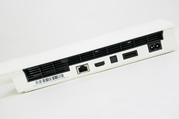 【新品同様】 PS3 250GB 本体 CECH-4200BLW クラシック ホワイト PlayStation 3希少_画像6