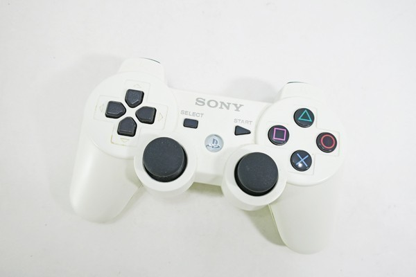 【新品同様】 PS3 250GB 本体 CECH-4200BLW クラシック ホワイト PlayStation 3希少_画像7