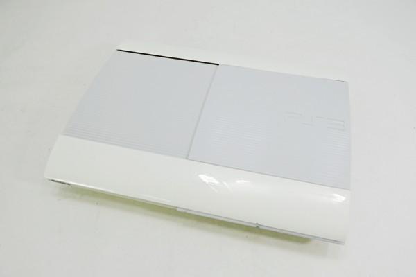 【新品同様】 PS3 250GB 本体 CECH-4200BLW クラシック ホワイト PlayStation 3希少_画像5